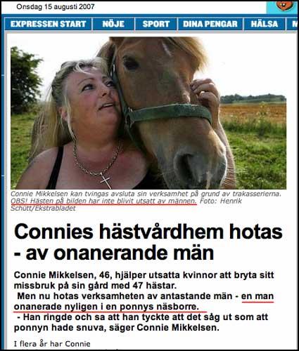 horse-juck